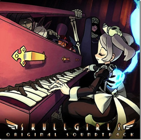 skullgirls original soundtrack
