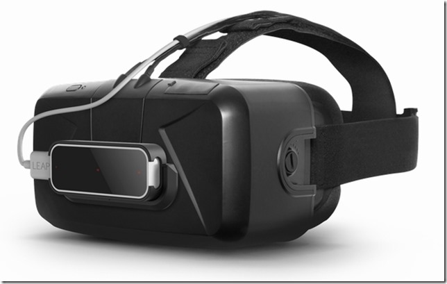 Oculus leap motion