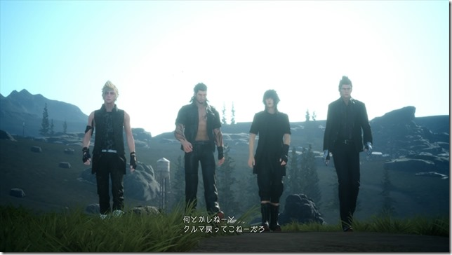 FINAL FANTASY XV EPISODE DUSCAE_20150320002922