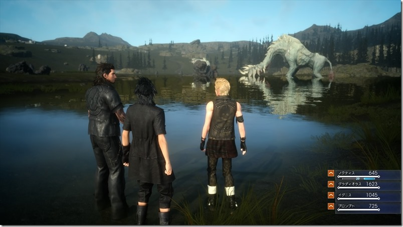 FINAL FANTASY XV EPISODE DUSCAE_20150320004216