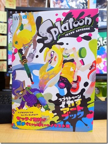 20151012-Splatoon Ikasu Artbook001