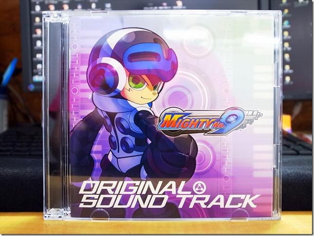 20160729-Mighty No9 OST001