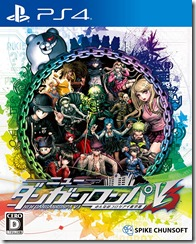 PS4 ダンガンロンパV3