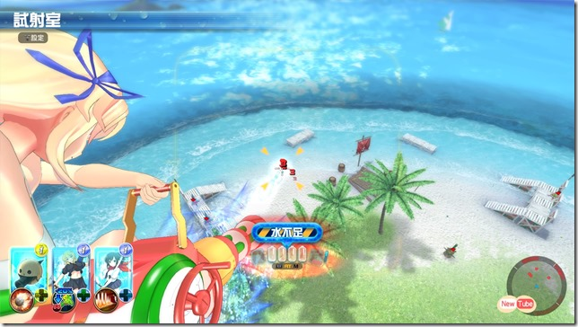 閃乱カグラ PEACH BEACH SPLASH_20170318193334