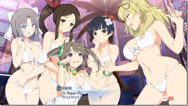 閃乱カグラ PEACH BEACH SPLASH_20170321010349
